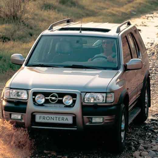 Frontera B (1998 - 2004)
