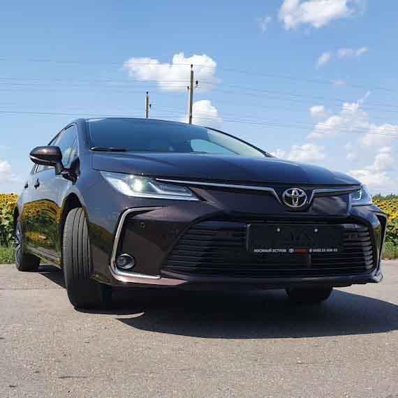 Corolla 210 (2019 - 2020)