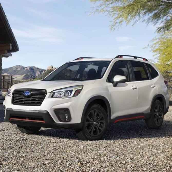 Forester S14 (2018 - 2020)
