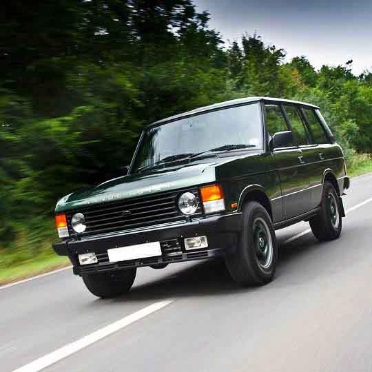 Range Rover I (1970-1996)