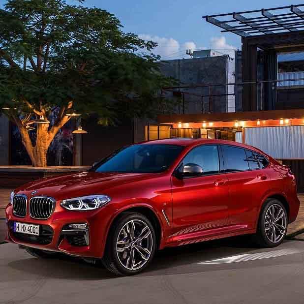 BMW X4 (G02) 2018 - 2020
