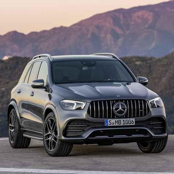 Mercedes GLE V167 (2018 - 2020)