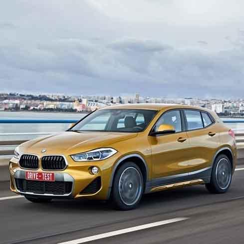 BMW X2 F39 (2017 - 2020)