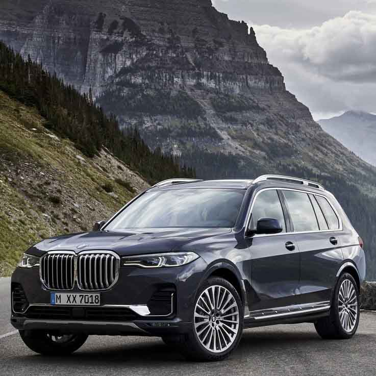 BMW X7 (G07) 2014 - 2018