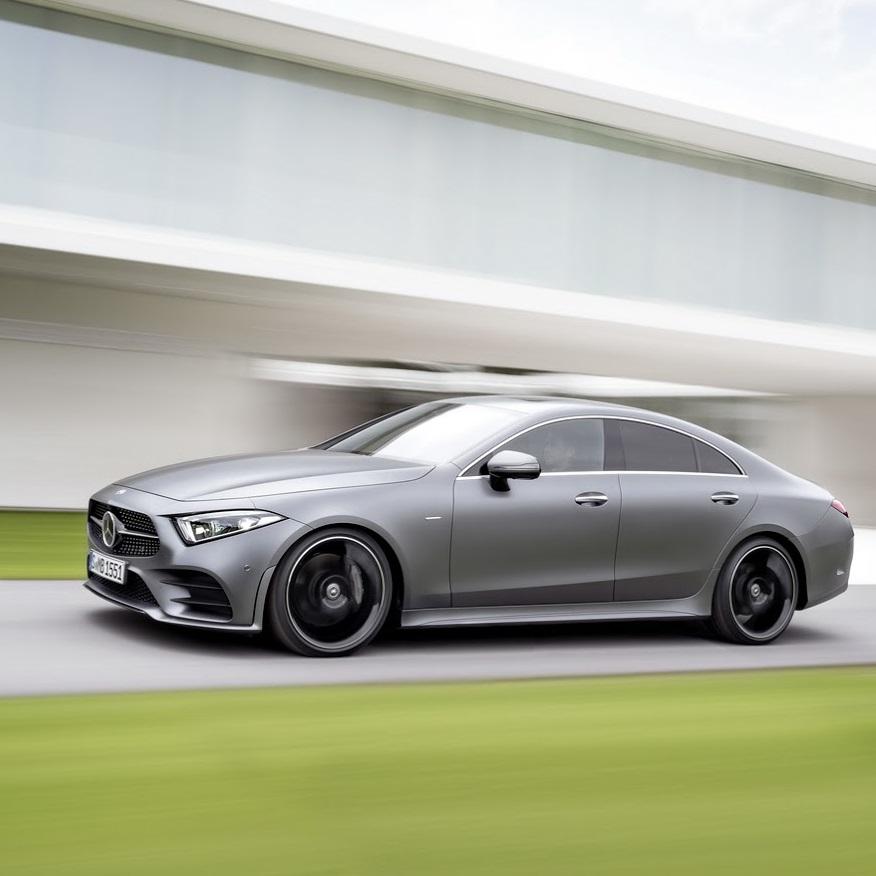 Mercedes CLS (C257) 2017 - 2021